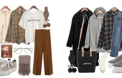 """今年最流行的穿搭,必数""""叠穿搭配大法"""",今冬时尚就靠它啦"""