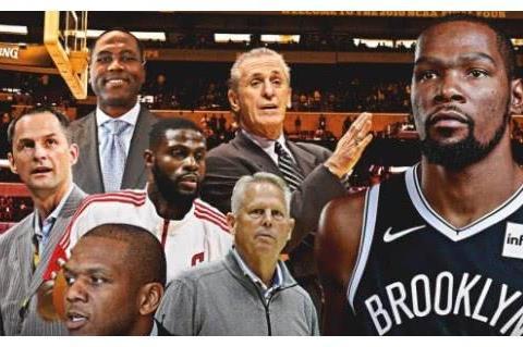 公牛面试昔日雷霆队友!杜兰特发声:让更多前NBA球员进管理层