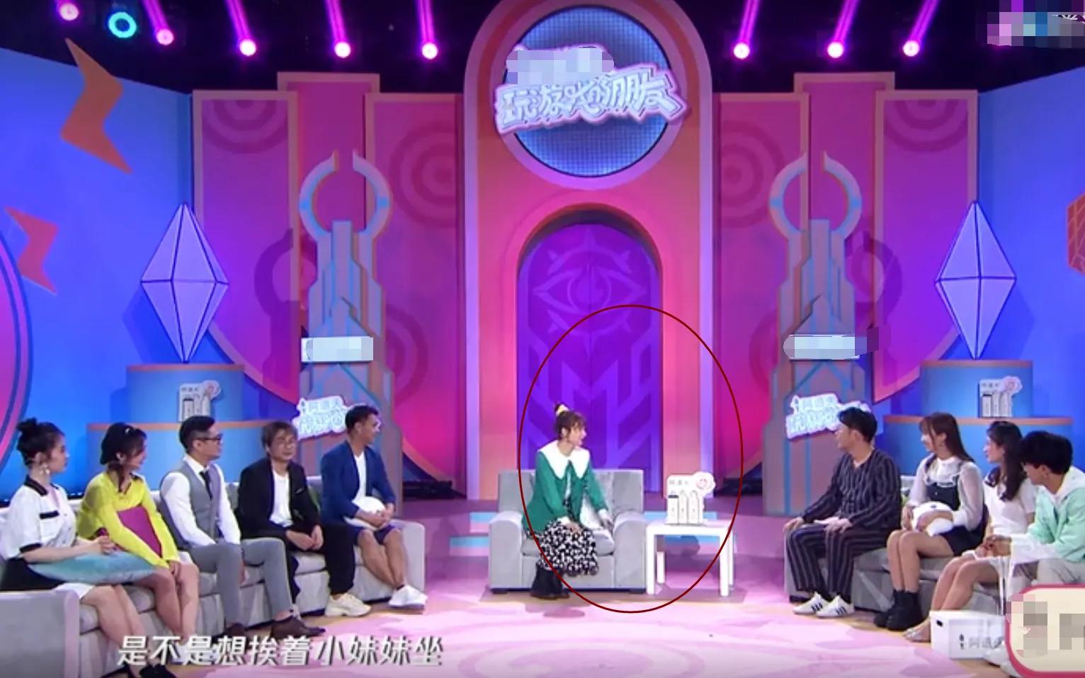 吴昕去杜海涛主持的节目,不愿坐安排的座位,看清位置,观众懵了