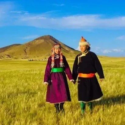 霓裳 | 乌拉特蒙古族服饰