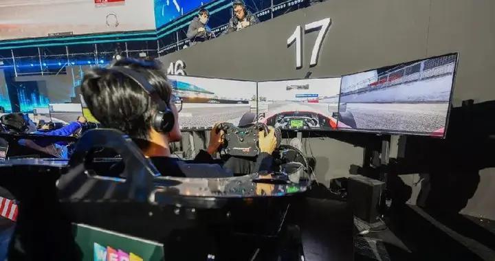 F1虚拟大奖赛逆风开赛,赛车电竞前景几何?