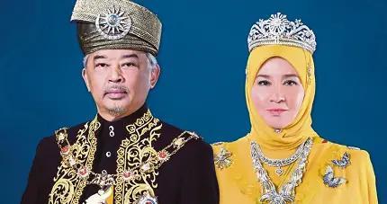 马来西亚最高元首夫妇结束14天自我隔离,确认未感染