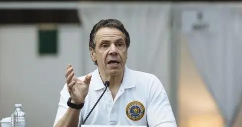 """纽约州近16万人确诊 州长感慨:""""封城""""18天 就像一辈子"""