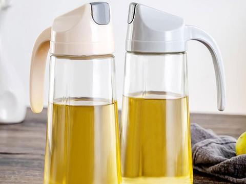 无铅玻璃油壶调味罐,密封防漏更卫生