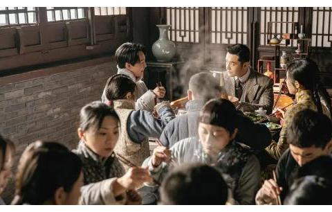 《鬓边不是海棠红》商细蕊为姐姐暴打范涟,小舅子遇小舅子,怕了