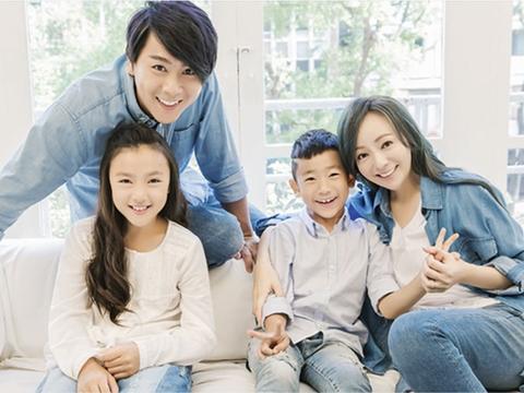 台湾明星夫妻王仁甫、季芹吐槽,被孩子气到爆哭