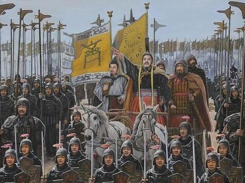 崤山之战:秦国与晋国的第一场争霸战,秦国为何全军覆没?