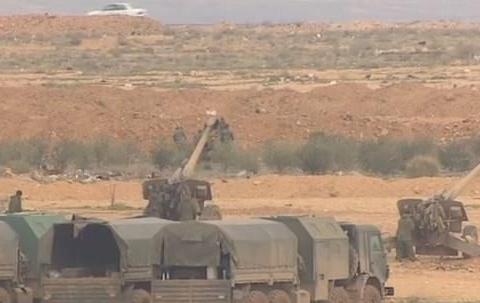 叙利亚炮兵如虎添翼!先获得俄式制导炮弹