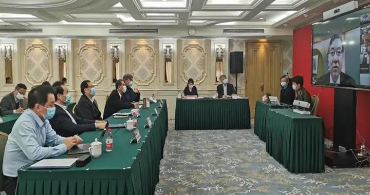 北京大学与东京大学围绕在线教学和医学领域合作等议题在线交流