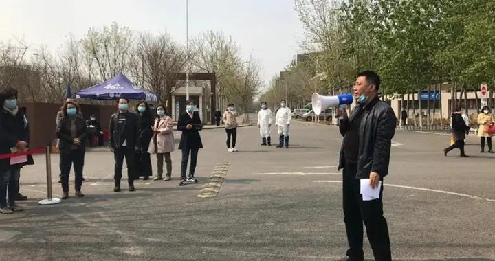 """天津轻工职业技术学院举行应急演练备""""战""""开学"""