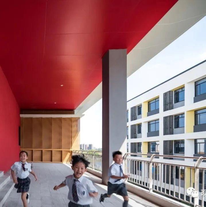 实现建筑 | 上海青浦协和双语学校