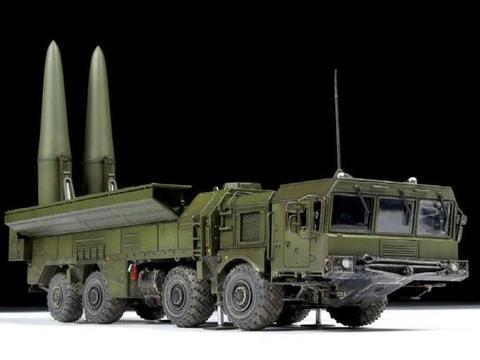伊斯坎德尔导弹有多厉害?一张卫星照片,让欧洲各国坐卧不安!