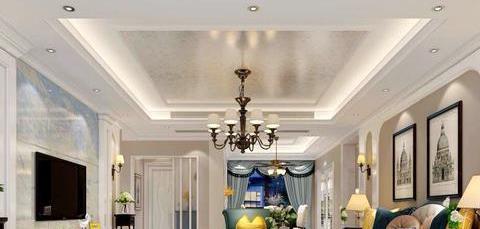 五居室的房子多大面积好?18万元的现代风格设计说明!
