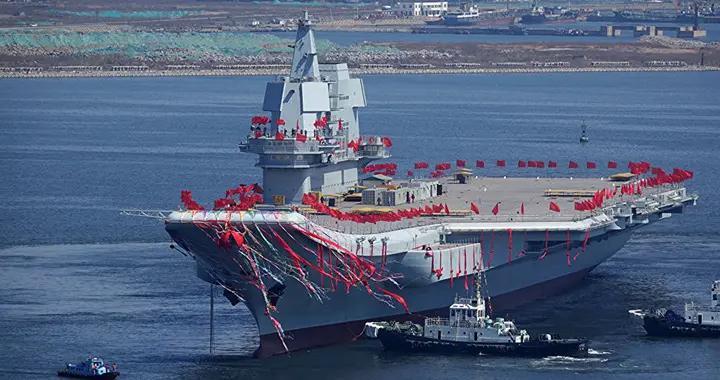 美媒谈中国001A型航母(山东舰)的优势