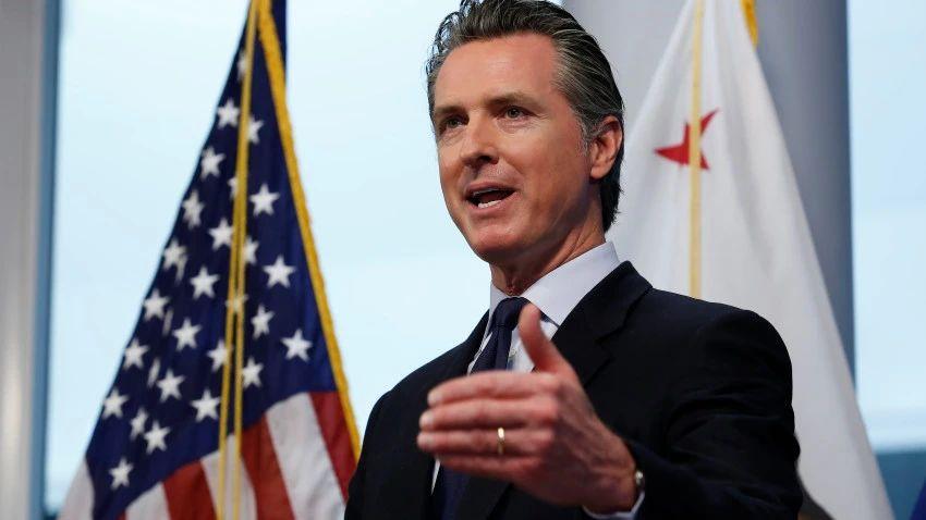 加州州长宣布1.25亿美元的救灾款,以帮助受COVID-19影响的加州无证移民