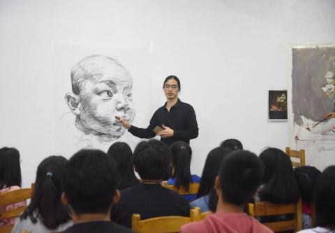 将艺术教育发挥到极致,广州战国画室师资团队正式亮相