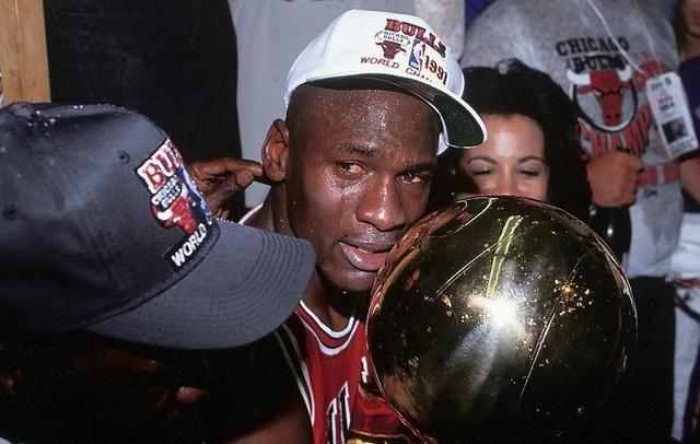 我的乔丹记忆:90-91季后赛乔丹全纪录,夺冠那一刻泪流满面