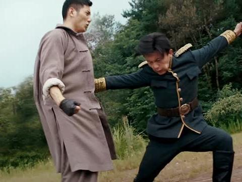 《破神录》正在热映,谢苗以一敌众拳拳到肉引爆肾上腺素!