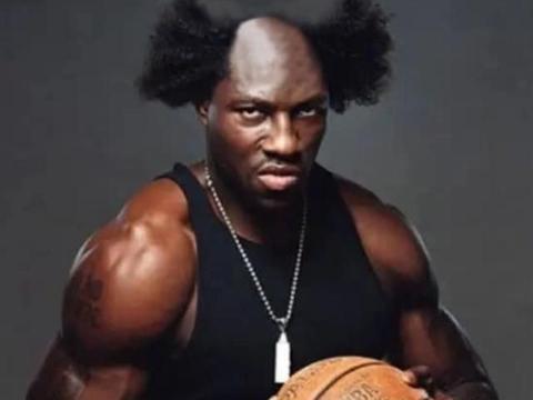"""当NBA球星发型变成地中海:大本气质依旧!西蒙斯秒变""""达闻西"""""""
