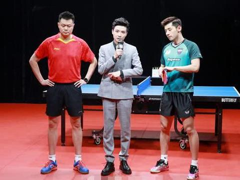 从张继科战胜侯英超,看未来马龙参加奥运单打比赛前景