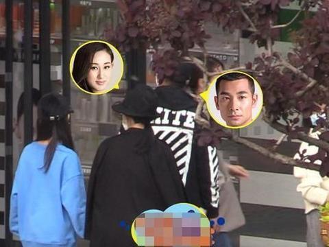 赵文卓陪张丹露和女儿逛街超幸福,一个动作凸显家庭地位