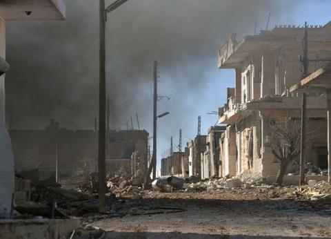 """""""火烧圆明园""""重现叙利亚:上万文物被盗,有的历史甚至已5000年"""