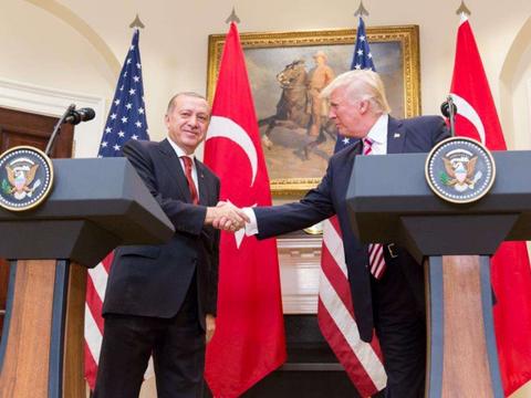 土耳其专家表示,华盛顿与安卡拉有共同的目标