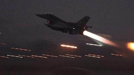 疫情挡不住奥斯曼帝国梦,土军F16越境空袭邻国,誓要剿灭死对头