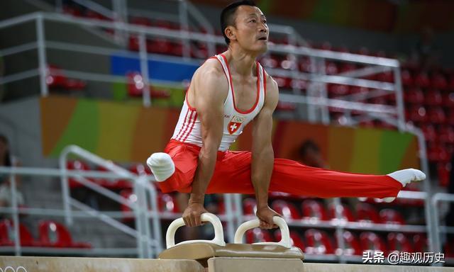 体操冠军李东华:因跨国恋情遭国家队开除,远赴瑞士后名扬世界