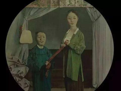《我不是潘金莲》中的6幅油画,出自谁手?如今一幅画价值103万
