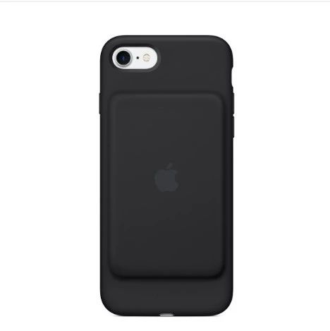 实测 iPhone SE 可使用 iPhone 7 的智能电池壳