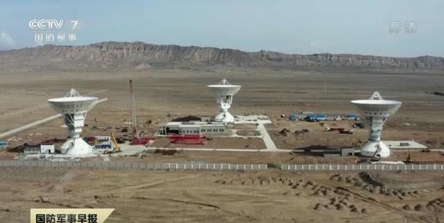 东方红一号飞天50周年,我国新深空天线主阵已具规模,目标火星|喀什|测控站|天线