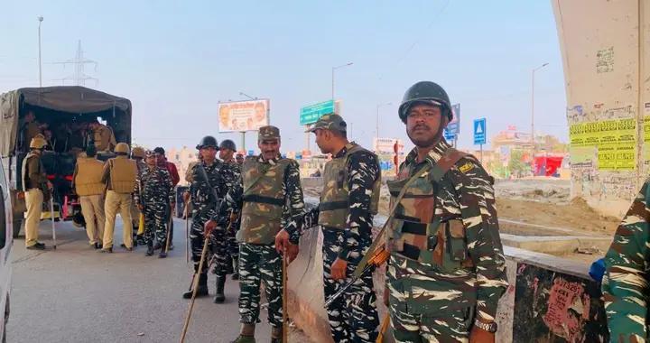 印度最大中央武装警察部队9人确诊 47人隔离