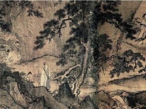 宋人趣事:林逋隐居孤山,不娶妻不生子专门植梅放鹤
