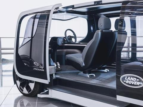 捷豹路虎推出纯电概念车型Project Vector,有望打造出行矩阵