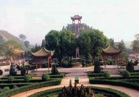 中国最豪华耗时最长的陵墓, 千百年来被盗数次, 依然保留近半财物