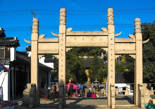 苏州有个光福古镇,藏有1500年的铜观音寺,低调得让人心疼
