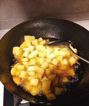 酸甜开胃菜,糖醋麻辣锅巴土豆,做法简单,美味下饭,吃不够