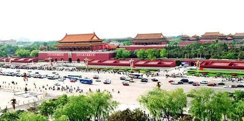 奇闻轶事:中国天安门为什么要有五个城门呢?有何意义?