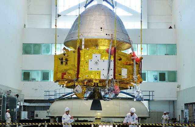 天问一号飞船发射在即,又添两款宇宙重器! 喀什 测控 天线