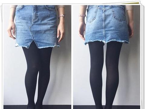 不同丹尼数连裤袜对比,教你正确搭配打底袜!附日系穿搭示范