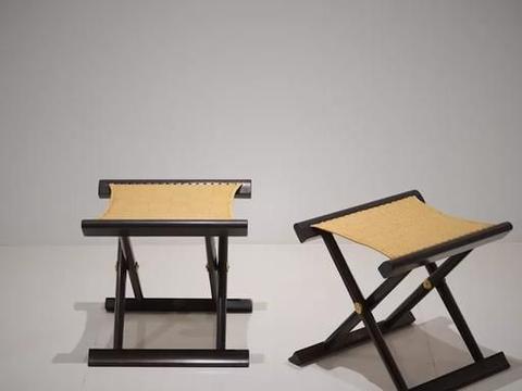 八根木棍,便是家具 | 榬木堂交杌