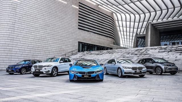 华晨宝马研发中心二期扩建,未来更多宝马车型来自中国高清图片