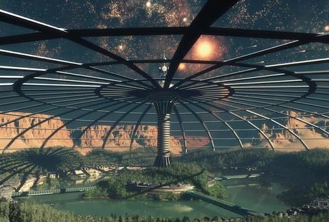 气凝胶——打开火星居住的钥匙,推动人类文明发展