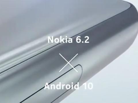 诺基亚6.2喜迎Android10操作系统更新