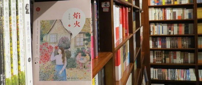 """《焰火》作者李东华:孩子的书单应该""""营养均衡"""""""