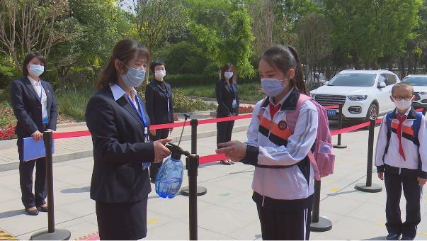 防范疫情 助力返校 紫橙科技向西安市长安区 捐赠疫情防控系统