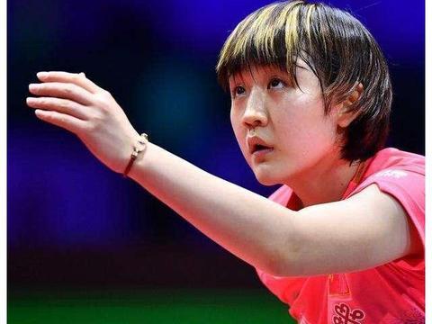 陈梦世界第一受挑战,刘诗雯迎来机会,国际乒联搅动奥运会排名