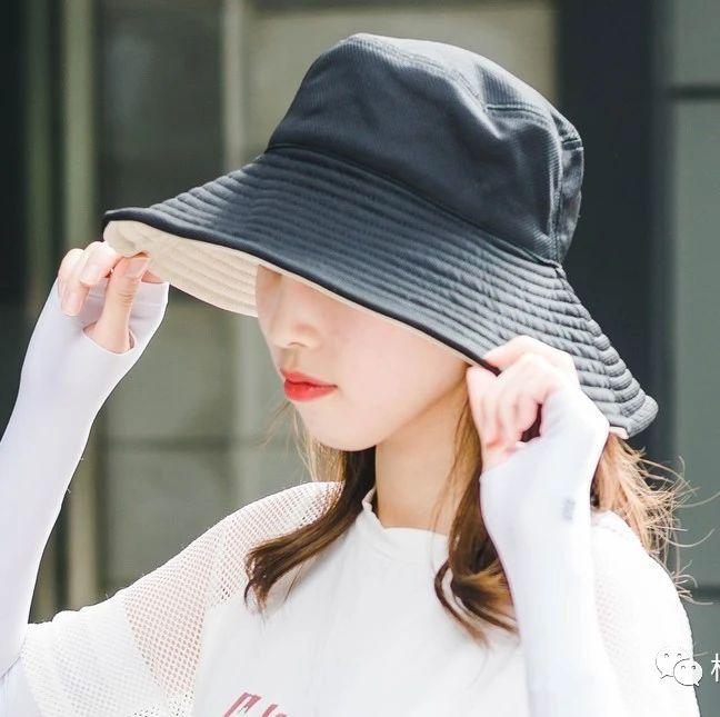 今日福利   出门必戴的防晒帽,阻挡99%紫外线,无敌百搭显脸小,冷感降温!