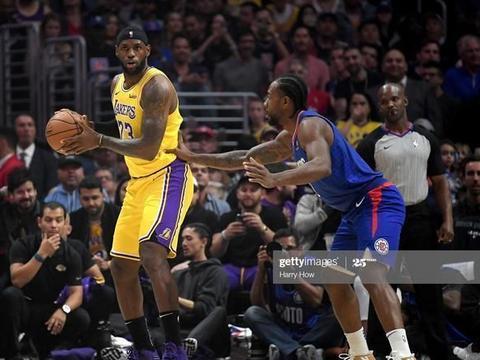 若NBA季后赛首次上演洛城德比?韦斯特:那将会是篮球的盛世